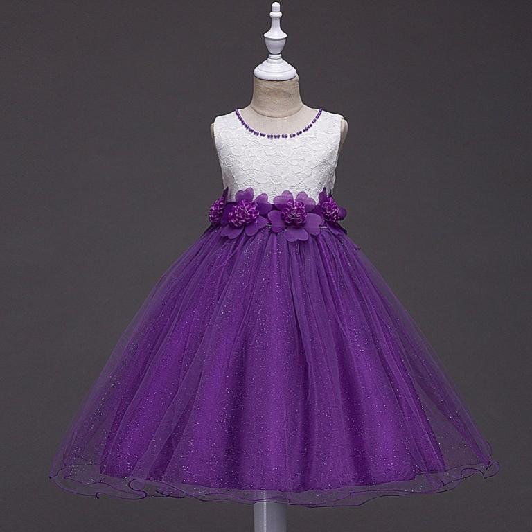 Нежное нарядное платье 7 расцветок