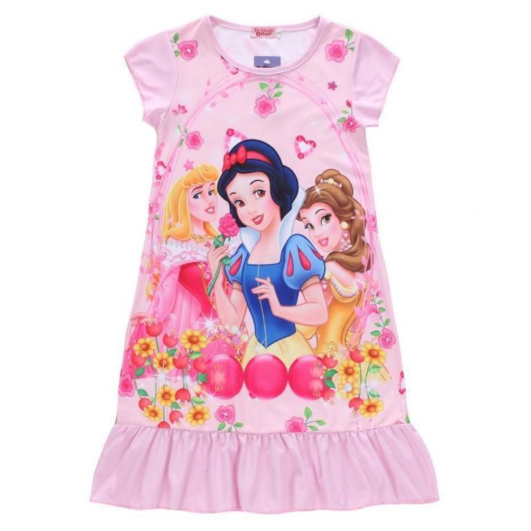 Летнее яркое платье Disney 8 расцветок