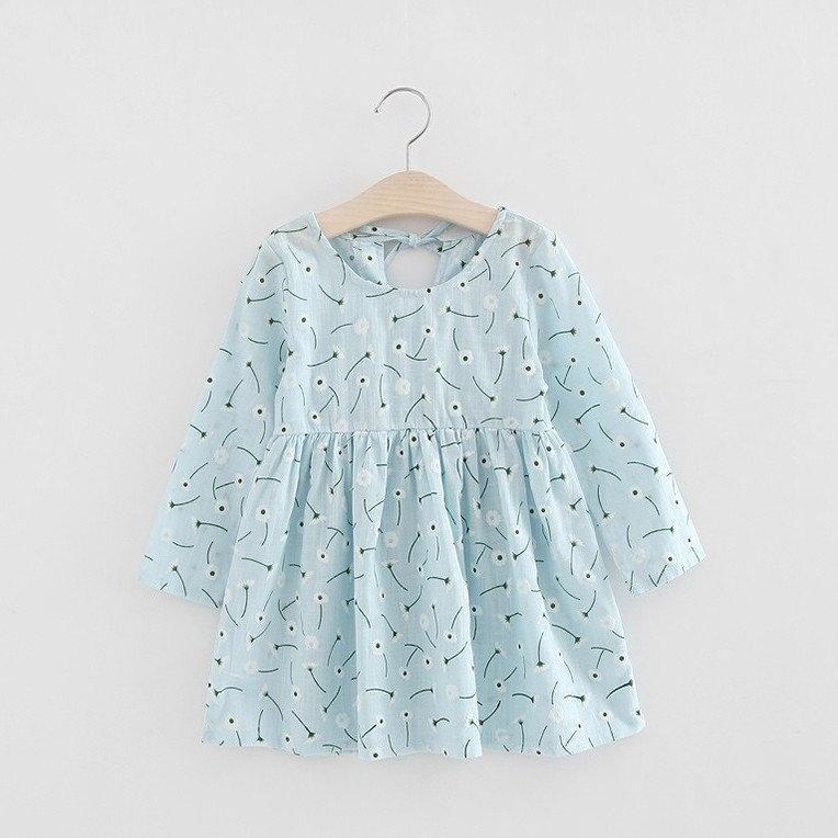 Летнее детское платье 13 расцветок