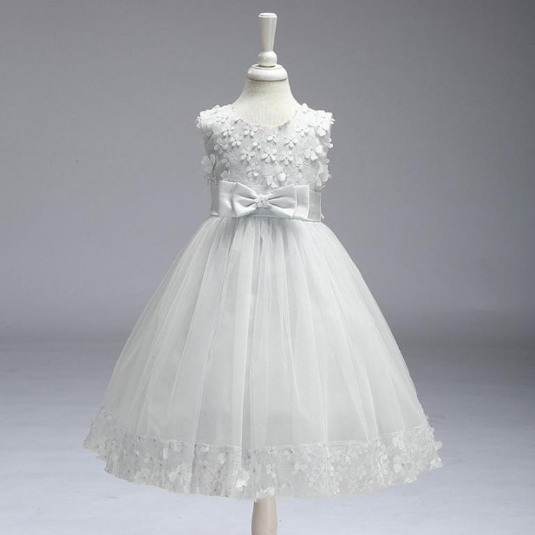 Нежное нарядное платье 5 расцветок