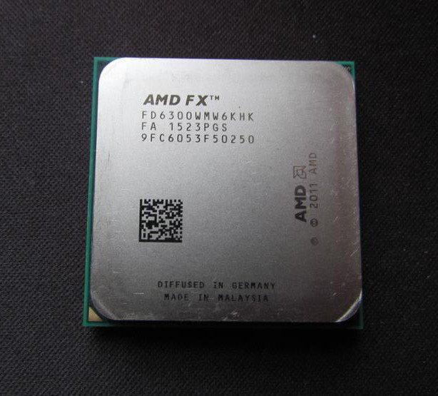 Процессор AMD FX 6300 AM3 3.5 Ггц 8 Мб 6 ядер