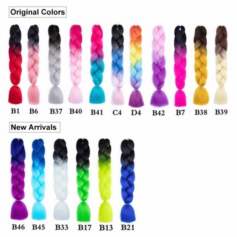 Стильный декор Косички для мотошлема Разные цвета