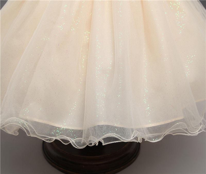 Праздничное платье для принцессы