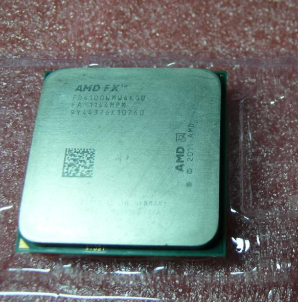 Процессор AMD FX 4100 AM3 3.6 Ггц 8 Мб 4 ядра