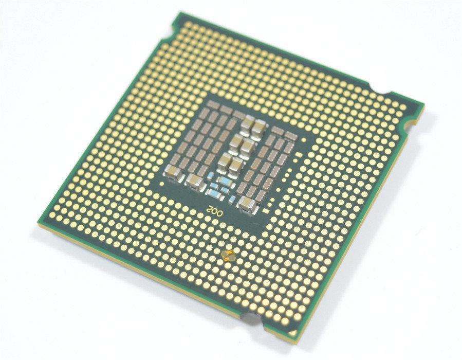 Процессор Xeon X5460 Q9750 подготовленный 4 ядра