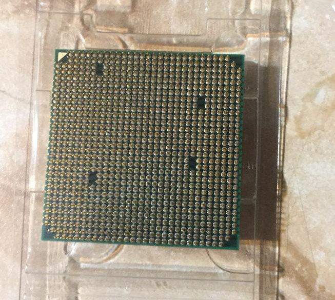 Процессор AMD FX 4300 AM3 3.8 Ггц 8 Мб 4 ядра