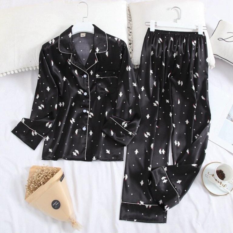 Шелковая атласная пижама Комплект 8 расцветок Новинка