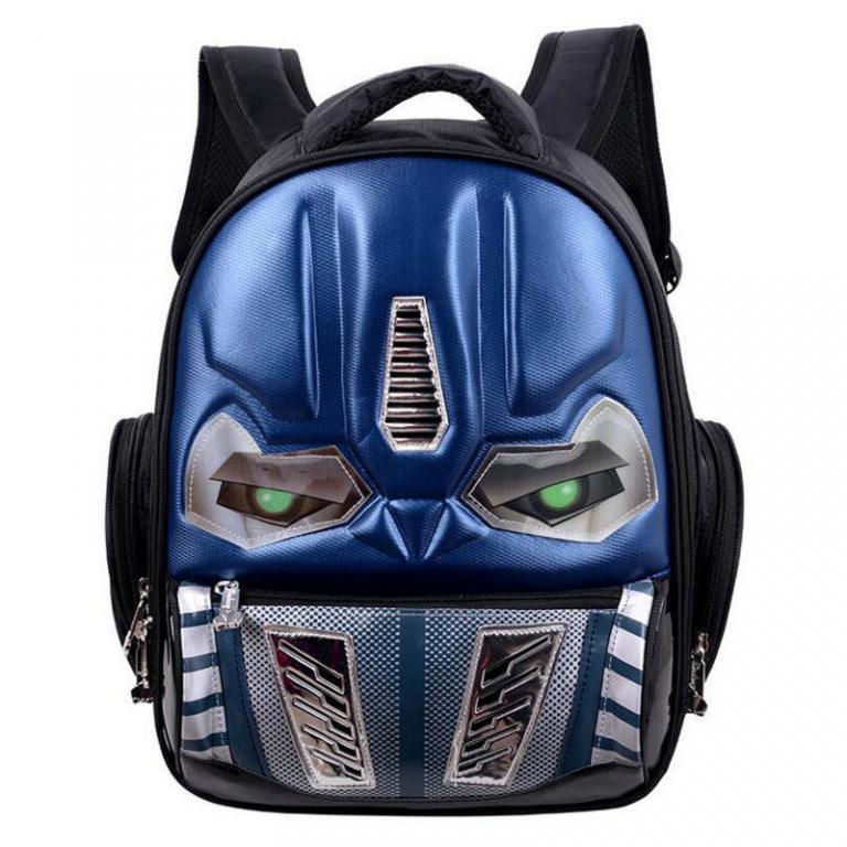 Яркий рюкзак Робот-Трансформер 4 цвета Спорт