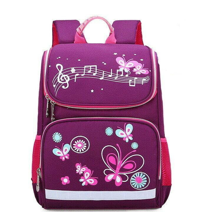 Комплект рюкзак и сумка Школьный 2 цвета Новинка Турист