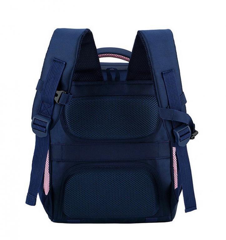 Модный рюкзак Ранец с пеналом для девочки 3 цвета Новинка Спорт