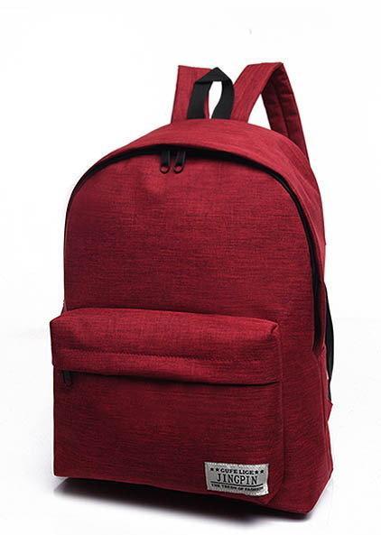 Рюкзак городской унисекс 4 цвета Турист