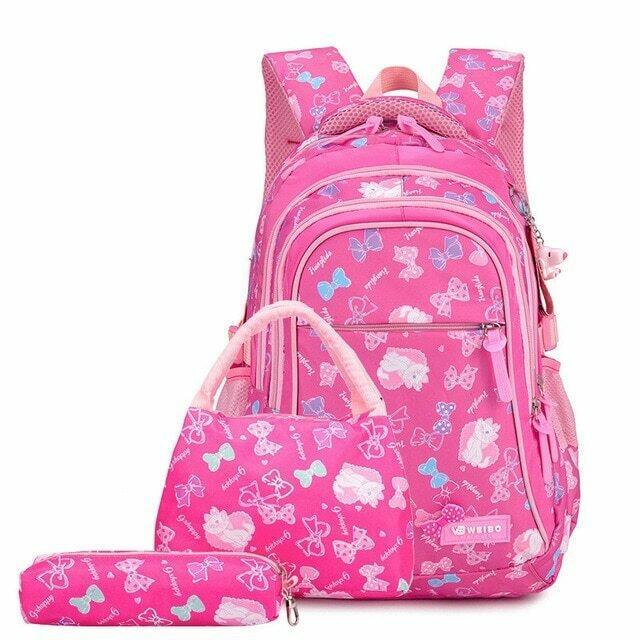 Рюкзак школьный Сумка Пенал 5 расцветок Новинка Турист