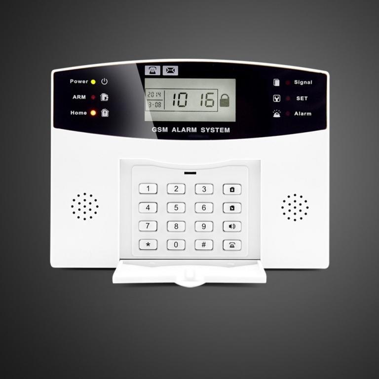 Сигнализация GSM Security Alarm System А33 для банков, офисов