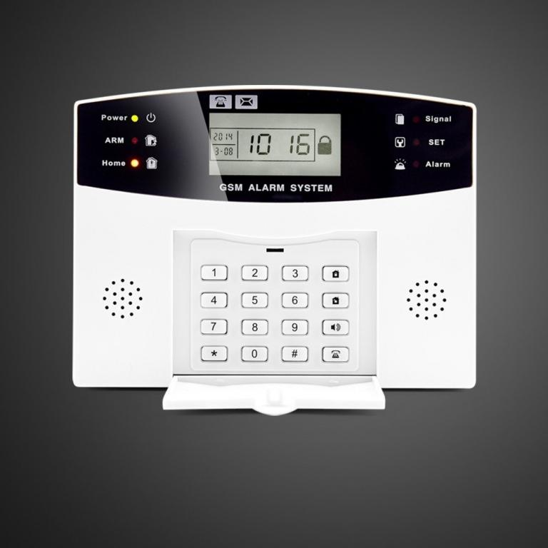 Сигнализация GSM Security Alarm System А10 для банков, офисов