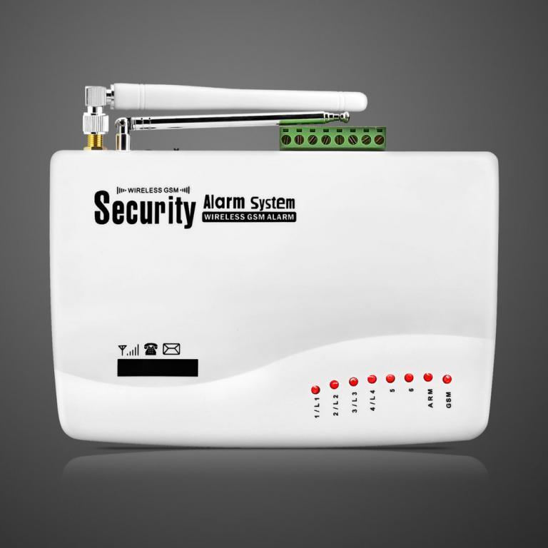 Сигнализация GSM Security Alarm System rus G-36 для банков, офисов