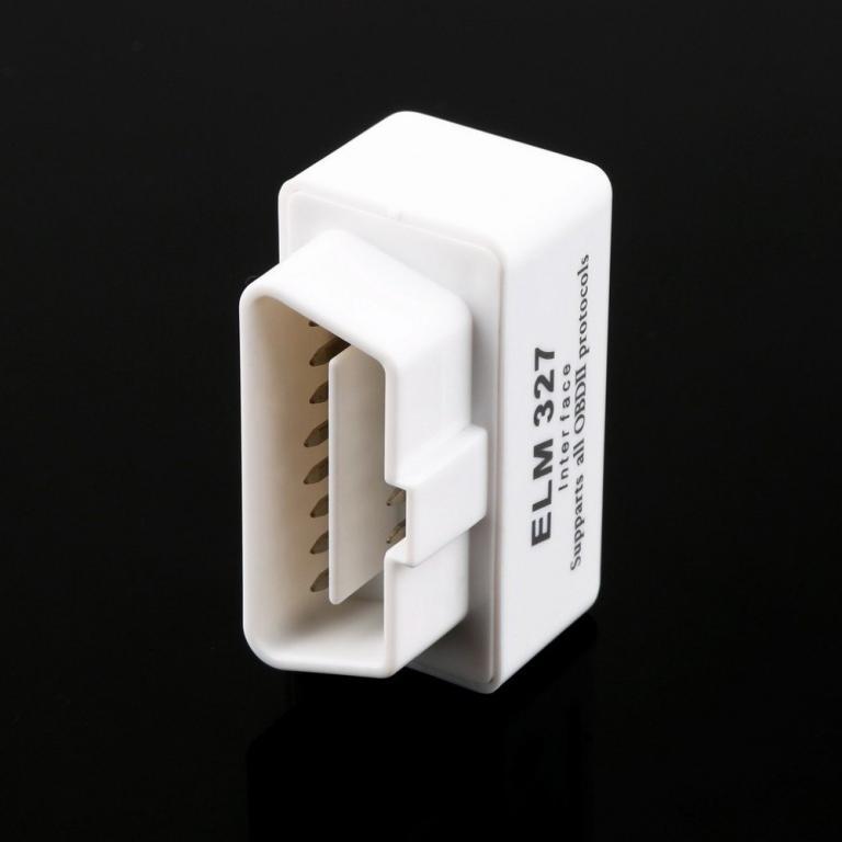 Авто сканер - адаптер ELM327 V2.1 OBD2 Bluetooth