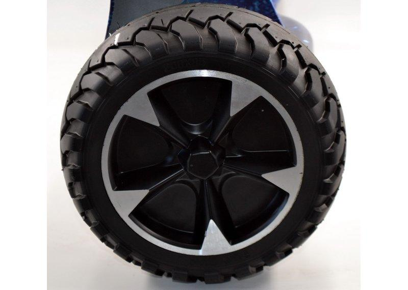 Гироборд Hummer Космический Синий