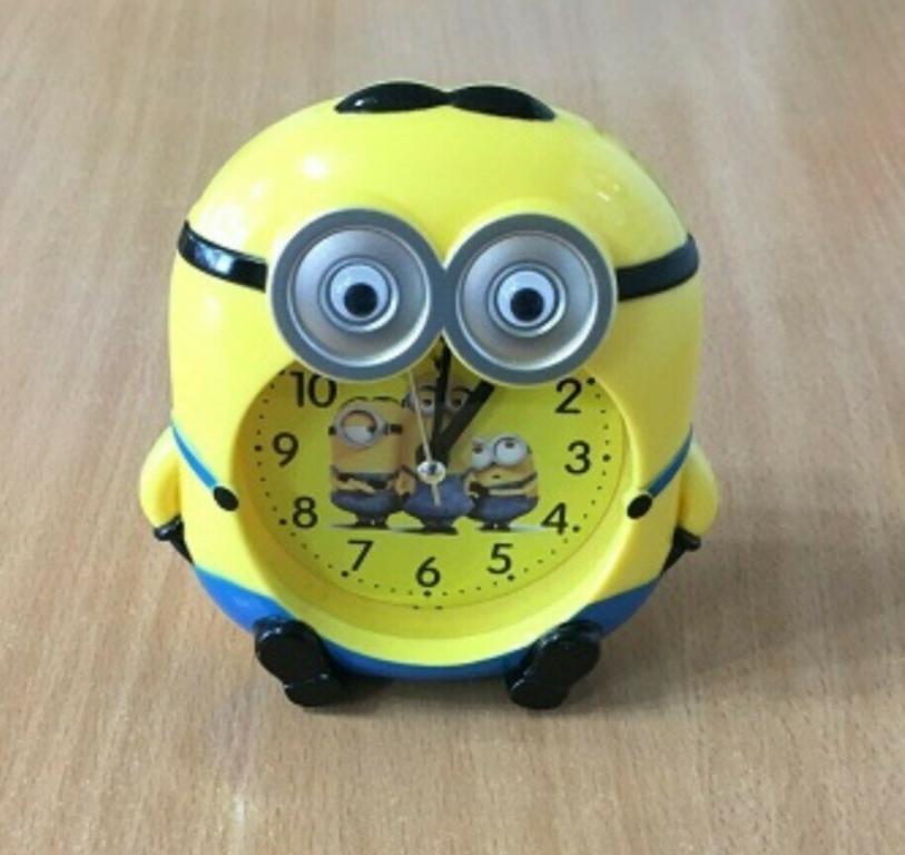 Часы миньон