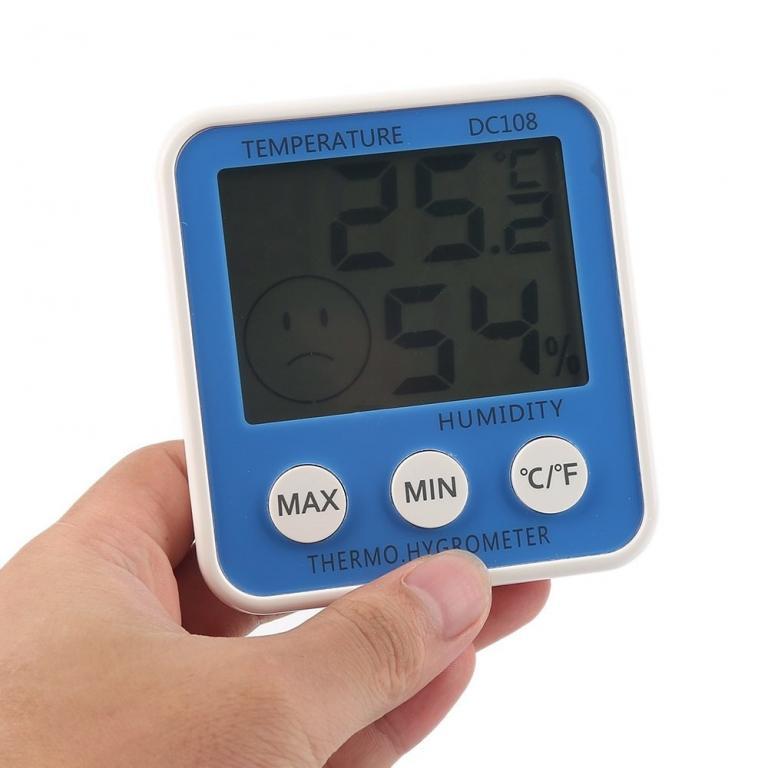 Термометр с гигрометром Новинка 2019г
