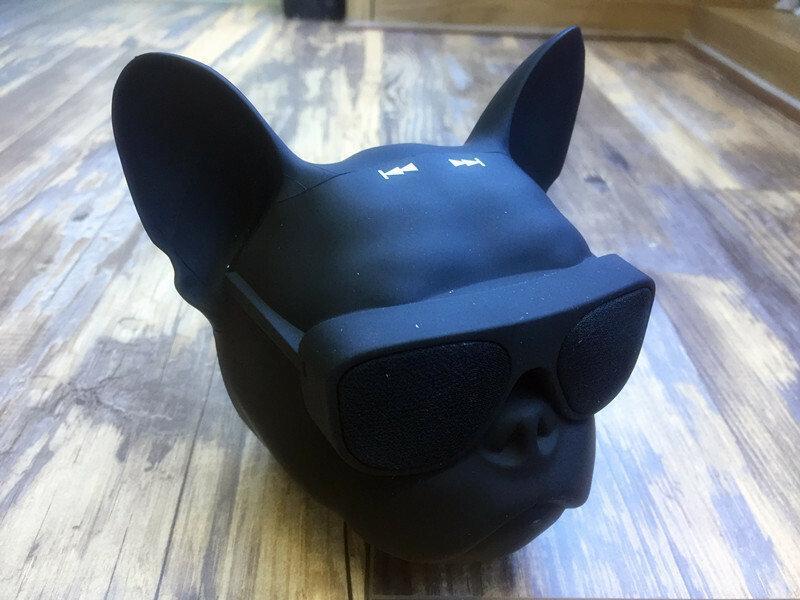Портативная Bluetooth колонка Aerobull DOG Head Big Новинка 2019г