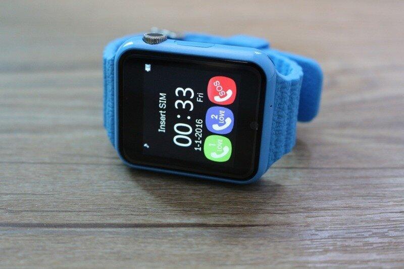 Детские умные смарт часы-телефон с GPS Baby Smart Watch V7
