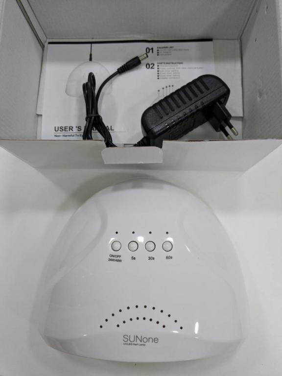 Лампа UV LED SUNOne 48 Вт белая