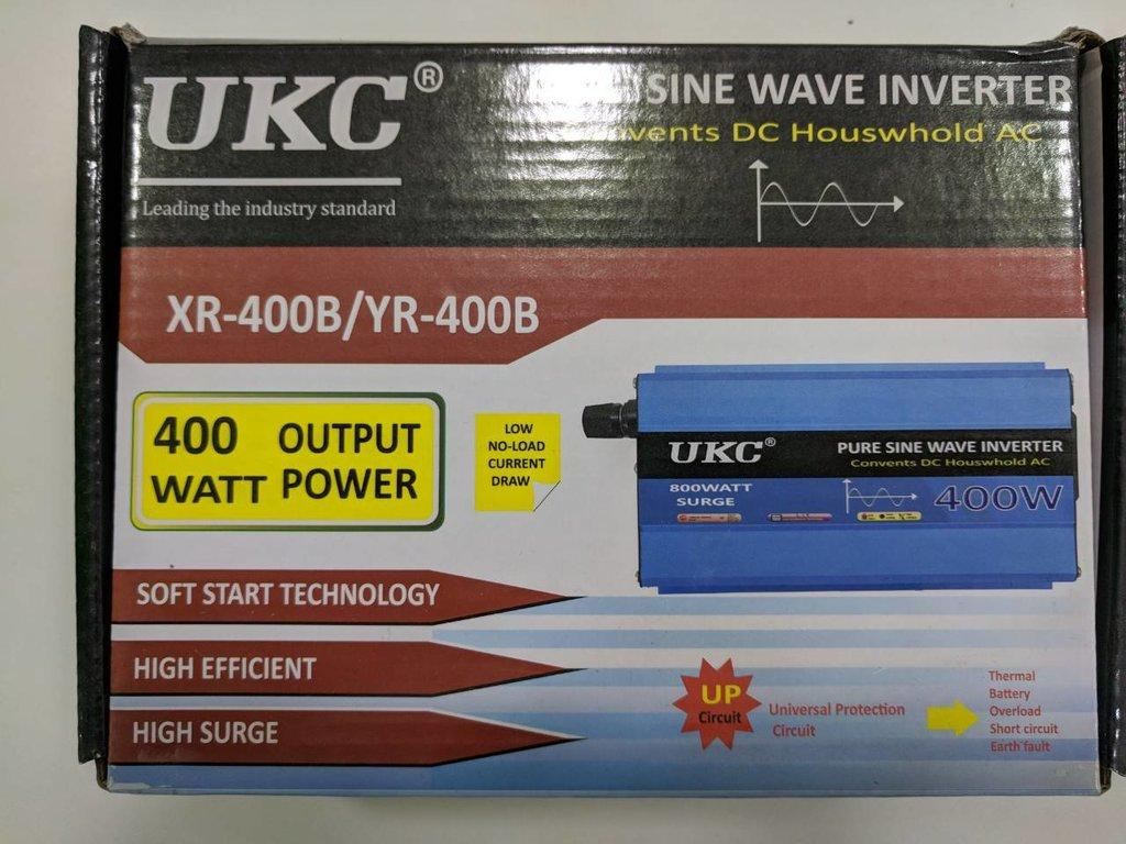 Преобразователь UKC XR-400B/YR-400B