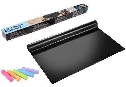 Пленка для рисования мелом 60 200 5 мелков в подарок меловые обои