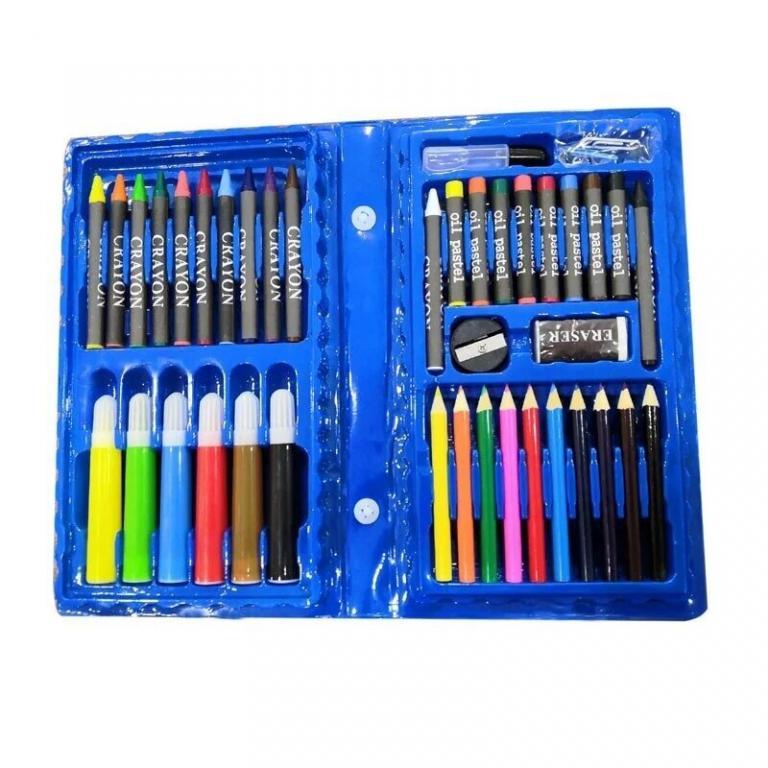 Детский набор для рисования Painting Set 42 pieces - набор для творчества