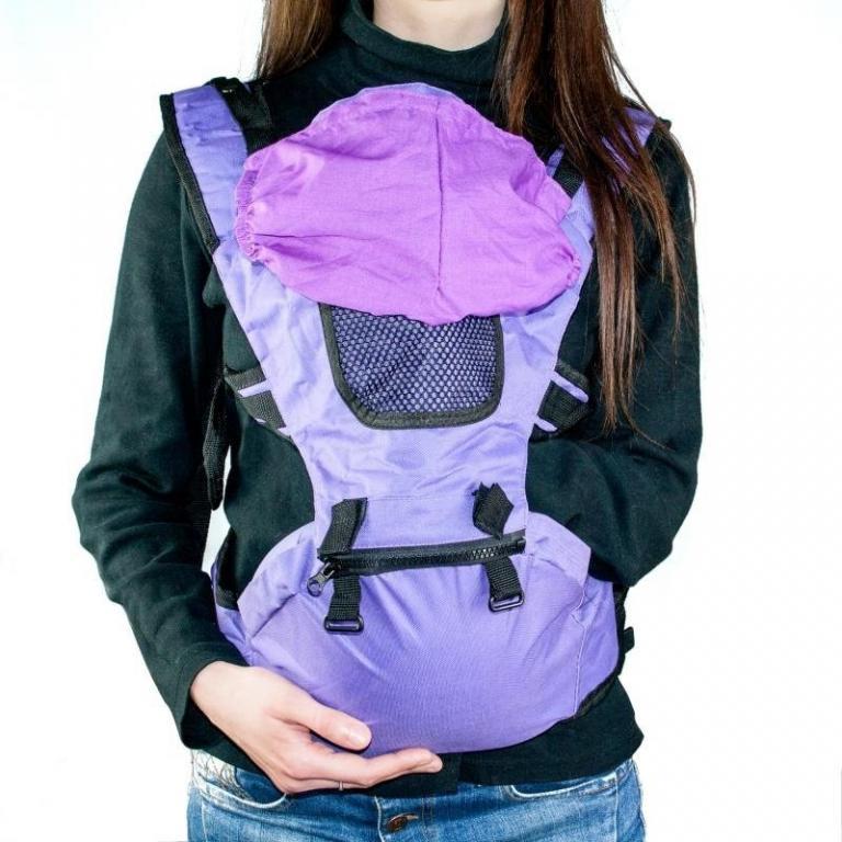 Рюкзак-Кенгуру для переноски детей Hip Seat кенгурушка