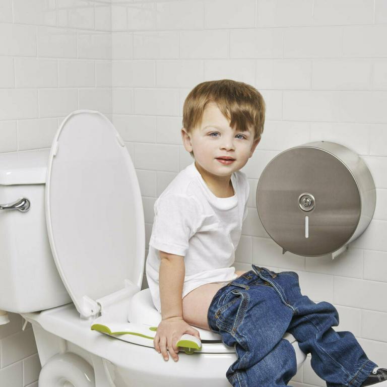 Детский дорожный горшок Go Potty 2in1 горшок трансформер