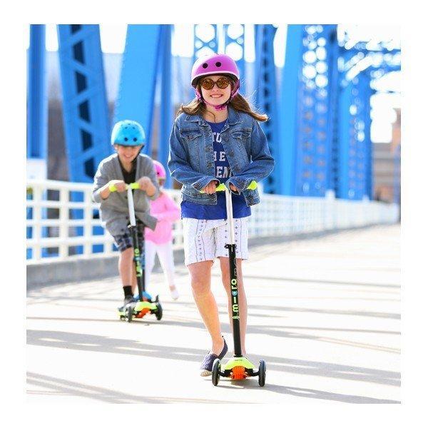 Детский трехколесный самокат Maxi iTrike