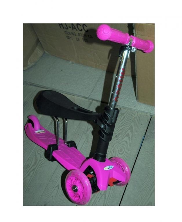 детский самокат Midou Scooter, беговел