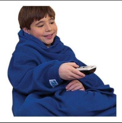 Плед з рукавами Snuggie дитячий Плед с рукавами детский