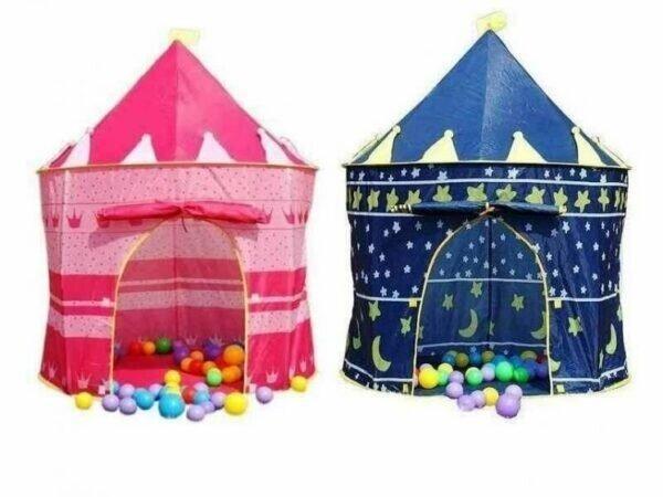 Дитяча ігрова палатка замок Детская игровая