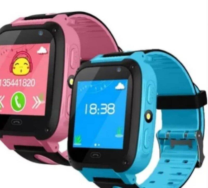 Дитячий наручний годинник Smart F3 Детские наручные часы