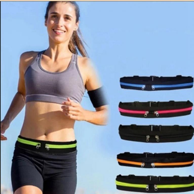 Спортивна сумка на пояс для бігу Go Runners Pocket Belt Спортивная для бега