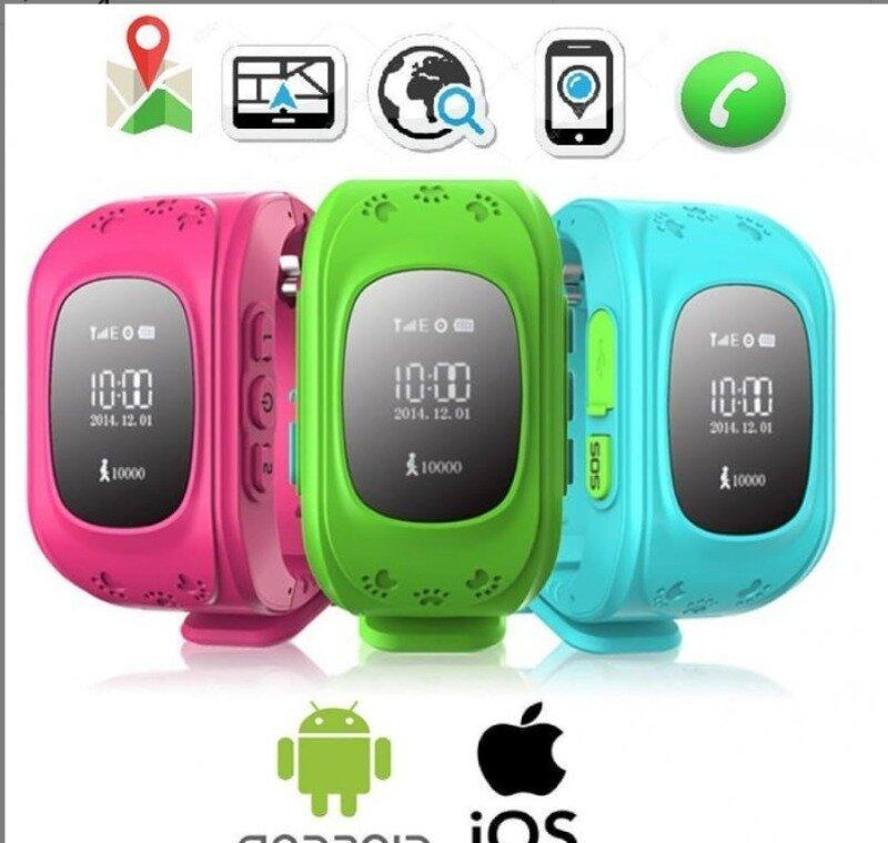 Дитячий наручний годинник Smart Q50 сGPS Детские наручные часы