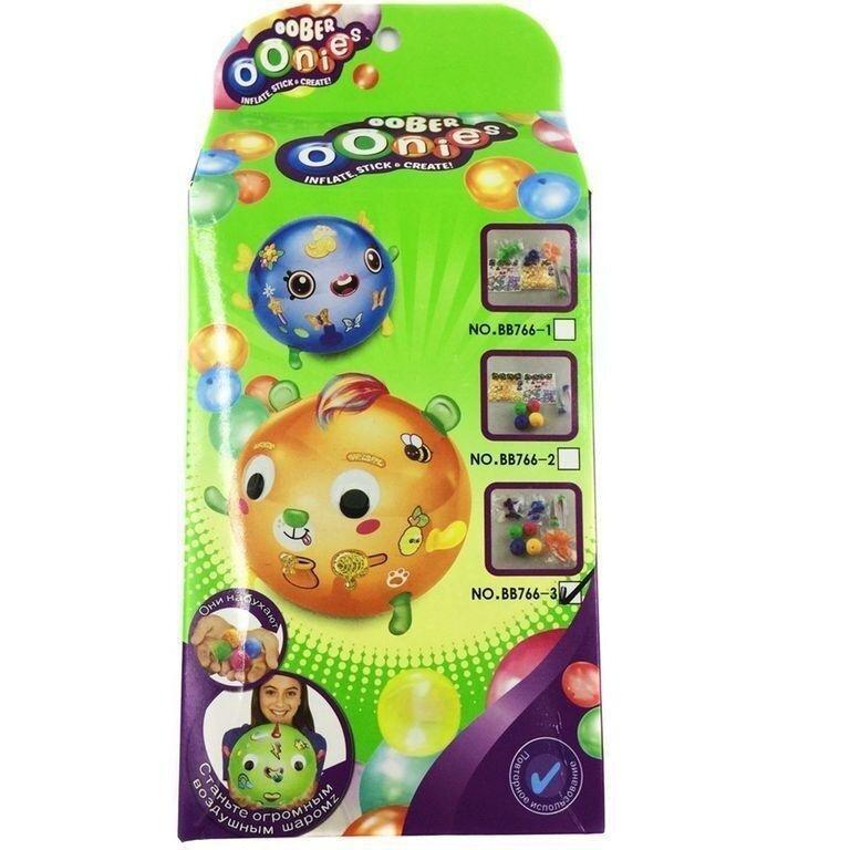 Додатковий набір для створення іграшок Oonies | Конструктор з надувних кульок Дополнительный набор