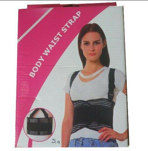 Утягивающий Пояс - корсет Body Waist Strap
