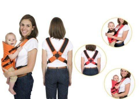 Рюкзак-Слинг для переноски ребенка Baby Carrier BC8004