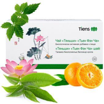 """Чай """"Тяньши"""" Тьен Фэн Ча (для похудения) (Упаковка: 40 пакетиков)"""